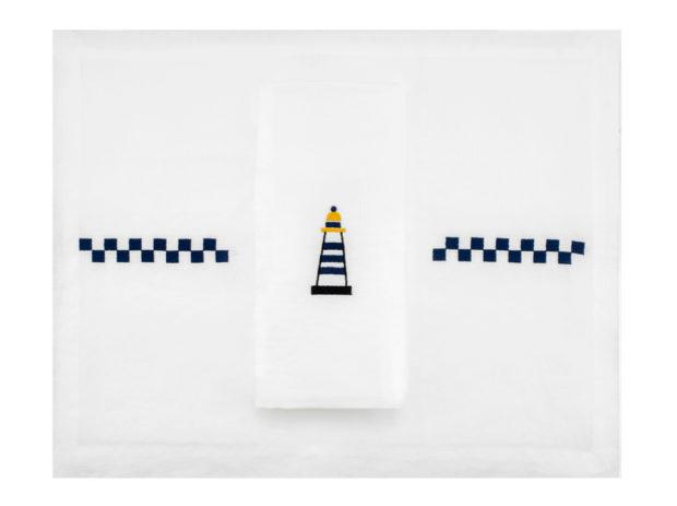 Phare-linge-de-table-set-serviette-phare-bleu–LIN-BRODE-FRANCE-MARIE-DE-FELS